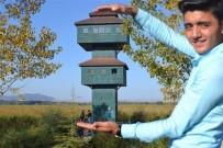 GAZİ YAKINLARI - Gençler 'Şehirler Ve Kültürler-Yörelerimiz' Projesi Kapsamında Geziyor