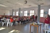 BELEDİYE MECLİS ÜYESİ - Güzelçamlı'da 'Diyetsiz Diyet' Konferansı