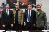 SOSYAL GÜVENLIK - İmperial Hastanesi'nden Cengiz Nuhoğlu'na Ziyaret