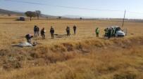 SÜLEYMAN DEMIREL ÜNIVERSITESI - Isparta'da Üniversite Öğrencileri Kaza Yaptı Açıklaması 2 Ölü, 4 Yaralı