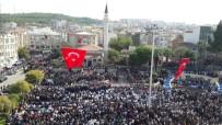 ÖZGÜR ÇEVİK - İzmir, Şehidini Son Yolculuğuna Uğurladı