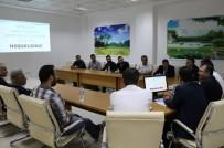 İL SAĞLIK MÜDÜRÜ - Kahta İlçesinde ASKOM Toplantısı Yapıldı