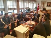 AİLE VE SOSYAL POLİTİKALAR BAKANI - Kahtalı Yöneticiler Projelerle Başkentte