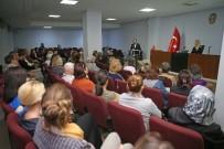 DİYETİSYEN - Karşıyaka'da Meme Kanseri Anlatıldı
