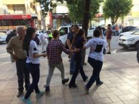 Kazan Dairesinde Çıkan Yangında 4 Kişi Dumandan Etkilendi