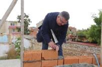 ATATÜRK EVİ - Kesimoğlu Atatürk Evi Çalışmalarını Yerinde İnceledi