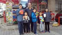 DIYALOG - Kitap Okuyanlar Bu Bakkaldan İstediğini Ücretsiz Alıyor