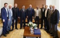 İŞ DÜNYASI - Kocaeli Ticaret Odası, BBP'yi Ağırladı