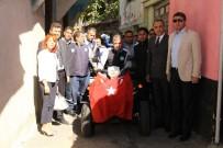 BAŞTÜRK - Kula'nın Dar Ve Tarihi Sokakları ATV İle İlaçlanacak