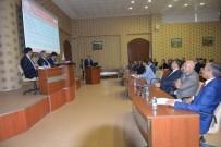 İL SAĞLıK MÜDÜRLÜĞÜ - Kütahya'da Yeni Eğitim-Öğretim Yılı Değerlendirme Toplantısı
