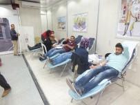 KAN BAĞıŞı - Malazgirt'te Kan Bağışı Kampanyası