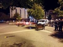 KURUDERE - Manisa'da Pompalıyla Dehşet Saçan Zanlı Tutuklandı