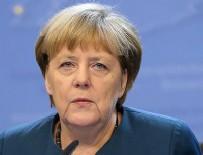 FRANÇOİS HOLLANDE - Merkel'den Halep açıklaması