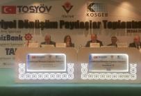 İNOVASYON - Milletvekili Nejat Koçer Endüstriyel Dönüşüm Sanayi 4.0 Toplantısına Katıldı