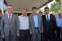 TOPLU TAŞIMA - Otobüs İşletmeciliği Yönetim Kurulu Başkanı İnce'den Belediyeye Destek.