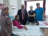 BEYİN KANAMASI - 81 Yaşındaki Hastanın Mesanesinden 1 Kiloluk Tümör Çıktı