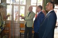 İŞADAMLARI - 'Rasime Şeyhoğlu Aydınlanma Köşesi' Şeytanın Kahvesi'nde Açıldı