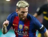 UEFA ŞAMPİYONLAR LİGİ - Şampiyonlar Ligi'nde haftanın futbolcusu Messi