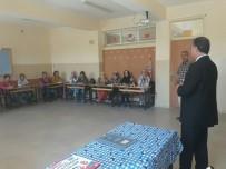 HANIFI YıLDıRıM - Samsat'ta Öğrencilere Gazetecilik Konulu Söyleşi Yapıldı