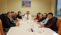 OTOBÜS DURAĞI - Samulaş Ve Öğrenci Konseyi Çalışma Grubu Bir Araya Geldi