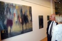 ARKEOLOJI - Sanko Sanat Galerisi'nde Resim Sergisi