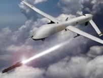 KOMANDO - Yerli silahlı İHA 6 teröristi vurdu!