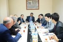 GÜMRÜK MÜDÜRÜ - Sınır Ticaret Merkezi Değerlendirme Toplantısı Yapıldı