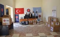 EYLEM PLANI - Somali'de Petrol Ve Doğal Kaynaklar Bakanlığı'na Donanım Desteği