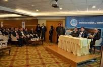SÜT ÜRÜNLERİ - Teşviklere İlişkin Yatırımcılarla İstişare Toplantısı Yapıldı