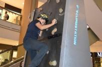 ESKIŞEHIR OSMANGAZI ÜNIVERSITESI - Tırmanmanın Keyfini Çıkarıyorlar