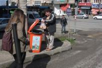 HAYVAN - Trabzon'da Sekiz Ton Bayat Ekmek Hayvanlara Yem Oldu