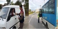 EMNIYET KEMERI - Trafik Kazalarını Önleme Çalışmaları