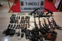 EL BOMBASI - TSK Açıklaması 'Tunceli'de 14 Terörist Etkisiz Hale Getirildi'