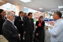 TUZLA BELEDİYESİ - Tuzla Belediyesi, Sosyal Belediyecilik Hizmetlerini Kırıkhan'a Da Taşıdı