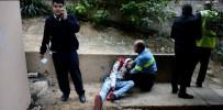 KAYACıK - Uyuşturucu Kullanan Genç Çamura Saplanmış Halde Bulundu