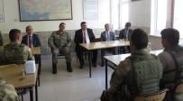 Vali Arslantaş, 2 Teröristi Öldüren Operasyon Ekibini Tebrik Etti
