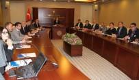 VALİ YARDIMCISI - Yozgat İl İstihdam Kurulu Toplantısı Yapıldı.