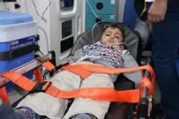 YOZGAT - Yozgat'ta Suriyeli Sığınmacı 3 Çocuk Şofbenden Zehirlendi