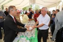 MUHARREM AYI - Yüreğir Belediyesi 35 Bin Kişiye Aşure Dağıttı