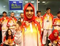 NECMETTİN ERBAKAN - 2. Dünya Taichi Şampiyonası'nda Türkiye'den 14 madalya