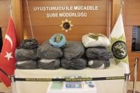 UYUŞTURUCU - 2 Milyon Dolarlık Uyuşturucu Operasyonu Kamerada