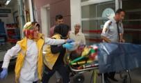 CEBRAIL - Adıyaman'da Kaza Açıklaması 4 Yaralı