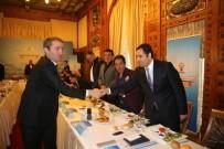 İŞ DÜNYASI - AK Parti İl Başkanlığı Sektör Buluşmaları Devam Ediyor