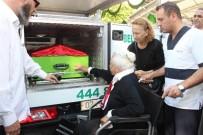 BAŞKENT ÜNIVERSITESI - Altemur Kılıç'ın Cenazesi İstanbul'a Gönderildi