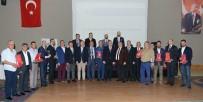 YOĞUN MESAİ - Antalya'da  'En İyi Akaryakıt İstasyonu Yarışması' Sonuçlandı
