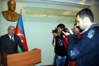 BAĞIMSIZLIK GÜNÜ - Azerbaycan Kars Başkonsolosluğu Bağımsızlığın 25. Yılını Kutladı
