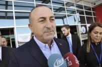 HASTANE - Çavuşoğlu'ndan, 'PKK'lılar Kerkük'te' iddiasıyla ilgili açıklama