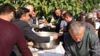 İL GENEL MECLİSİ - Bartın MESO'dan Esnaflara Aşure İkramı