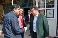 CAMİİ - Başkan Bakıcı Sanayi Camii'ndeki Mevlid Programına Katıldı