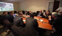 İBRAHIM KARAOSMANOĞLU - Başkan Karaosmanoğlu, Bilgilendirme Toplantısına Katıldı